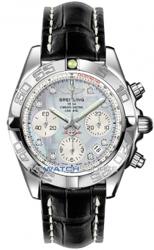Breitling Chronomat 41 Mens watch, model number - ab014012/g712-1cd, discount price of £6,110.00 from The Watch Source