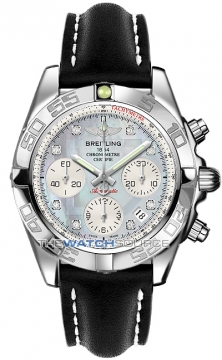 Breitling Chronomat 41 Mens watch, model number - ab014012/g712-1ld, discount price of £5,850.00 from The Watch Source