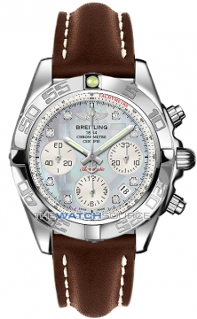 Breitling Chronomat 41 Mens watch, model number - ab014012/g712-2lt, discount price of £5,720.00 from The Watch Source