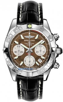 Breitling Chronomat 41 Mens watch, model number - ab014012/q583-1ct, discount price of £5,440.00 from The Watch Source
