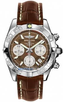 Breitling Chronomat 41 Mens watch, model number - ab014012/q583-2cd, discount price of £5,580.00 from The Watch Source