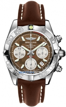 Breitling Chronomat 41 Mens watch, model number - ab014012/q583-2lt, discount price of £5,180.00 from The Watch Source