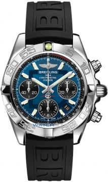 Breitling Chronomat 41 Mens watch, model number - ab014012/c830-1pro3t, discount price of £5,130.00 from The Watch Source