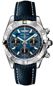 Breitling Chronomat 41 Mens watch, model number - ab014012/c830-3lts, discount price of £5,310.00 from The Watch Source