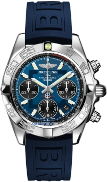 Breitling Chronomat 41 Mens watch, model number - ab014012/c830-3rd, discount price of £5,330.00 from The Watch Source