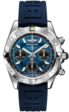 Breitling Chronomat 41 Mens watch, model number - ab014012/c830-3pro3t, discount price of £5,130.00 from The Watch Source