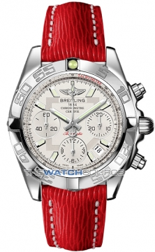 Breitling Chronomat 41 Mens watch, model number - ab014012/g711-6lts, discount price of £5,180.00 from The Watch Source