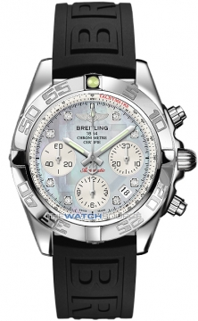 Breitling Chronomat 41 Mens watch, model number - ab014012/g712-1pro3t, discount price of £5,670.00 from The Watch Source