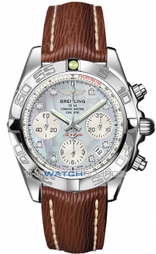 Breitling Chronomat 41 Mens watch, model number - ab014012/g712-2lts, discount price of £5,720.00 from The Watch Source
