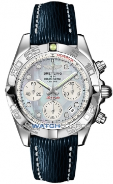 Breitling Chronomat 41 Mens watch, model number - ab014012/g712-3lts, discount price of £5,720.00 from The Watch Source