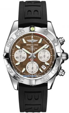 Breitling Chronomat 41 Mens watch, model number - ab014012/q583-1pro3d, discount price of £5,310.00 from The Watch Source