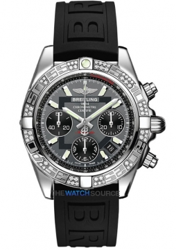 Breitling Chronomat 41 Mens watch, model number - ab0140aa/f554-1pro2d, discount price of £7,660.00 from The Watch Source