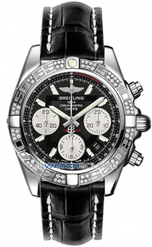 Breitling Chronomat 41 Mens watch, model number - ab0140aa/ba52-1cd, discount price of £7,930.00 from The Watch Source