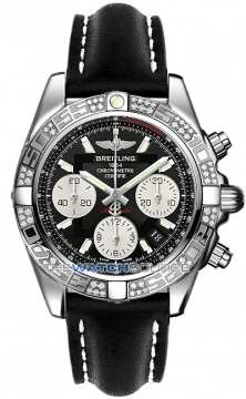 Breitling Chronomat 41 Mens watch, model number - ab0140aa/ba52-1lt, discount price of £7,530.00 from The Watch Source