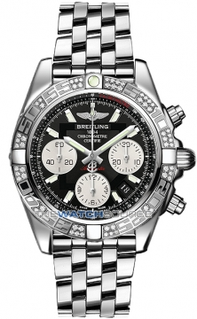 Breitling Chronomat 41 Mens watch, model number - ab0140aa/ba52-ss, discount price of £8,310.00 from The Watch Source