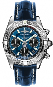 Breitling Chronomat 41 Mens watch, model number - ab0140aa/c830-3cd, discount price of £7,930.00 from The Watch Source
