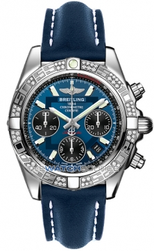 Breitling Chronomat 41 Mens watch, model number - ab0140aa/c830-3lt, discount price of £7,530.00 from The Watch Source