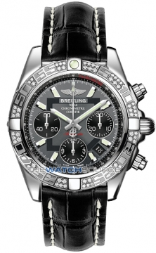 Breitling Chronomat 41 Mens watch, model number - ab0140aa/f554-1cd, discount price of £7,930.00 from The Watch Source