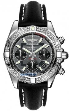 Breitling Chronomat 41 Mens watch, model number - ab0140aa/f554-1lt, discount price of £7,530.00 from The Watch Source