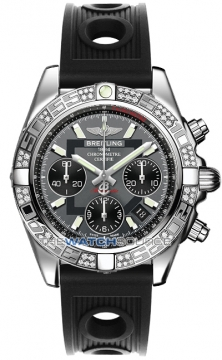 Breitling Chronomat 41 Mens watch, model number - ab0140aa/f554-1or, discount price of £7,490.00 from The Watch Source