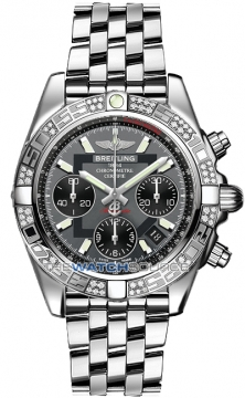 Breitling Chronomat 41 Mens watch, model number - ab0140aa/f554-ss, discount price of £8,310.00 from The Watch Source