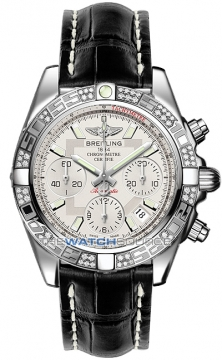 Breitling Chronomat 41 Mens watch, model number - ab0140aa/g711-1ct, discount price of £7,750.00 from The Watch Source