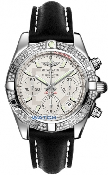 Breitling Chronomat 41 Mens watch, model number - ab0140aa/g711-1ld, discount price of £7,660.00 from The Watch Source