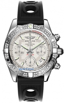 Breitling Chronomat 41 Mens watch, model number - ab0140aa/g711-1or, discount price of £7,660.00 from The Watch Source
