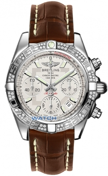 Breitling Chronomat 41 Mens watch, model number - ab0140aa/g711-2cd, discount price of £7,930.00 from The Watch Source