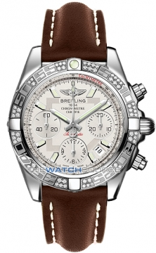 Breitling Chronomat 41 Mens watch, model number - ab0140aa/g711-2lt, discount price of £7,530.00 from The Watch Source
