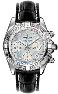 Breitling Chronomat 41 Mens watch, model number - ab0140aa/g712-1ct, discount price of £8,280.00 from The Watch Source