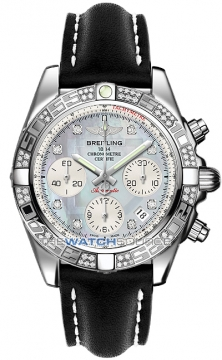 Breitling Chronomat 41 Mens watch, model number - ab0140aa/g712-1lt, discount price of £8,010.00 from The Watch Source