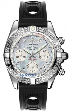 Breitling Chronomat 41 Mens watch, model number - ab0140aa/g712-1or, discount price of £8,190.00 from The Watch Source