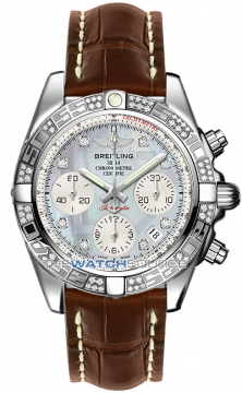 Breitling Chronomat 41 Mens watch, model number - ab0140aa/g712-2cd, discount price of £8,450.00 from The Watch Source
