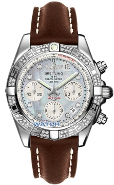 Breitling Chronomat 41 Mens watch, model number - ab0140aa/g712-2ld, discount price of £8,190.00 from The Watch Source