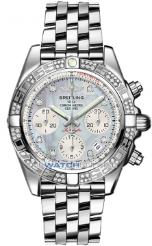 Breitling Chronomat 41 Mens watch, model number - ab0140aa/g712-ss, discount price of £8,840.00 from The Watch Source