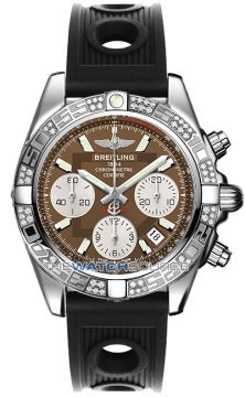 Breitling Chronomat 41 Mens watch, model number - ab0140aa/q583-1or, discount price of £7,660.00 from The Watch Source