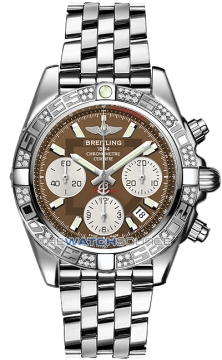 Breitling Chronomat 41 Mens watch, model number - ab0140aa/q583-ss, discount price of £8,310.00 from The Watch Source