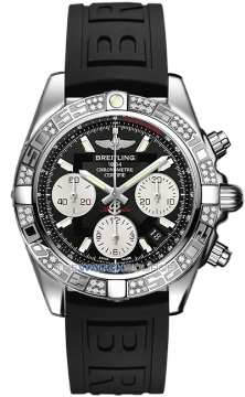 Breitling Chronomat 41 Mens watch, model number - ab0140aa/ba52-1pro3t, discount price of £7,490.00 from The Watch Source