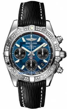 Breitling Chronomat 41 Mens watch, model number - ab0140aa/c830-1lts, discount price of £7,510.00 from The Watch Source
