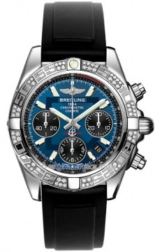 Breitling Chronomat 41 Mens watch, model number - ab0140aa/c830-1pro2t, discount price of £7,460.00 from The Watch Source