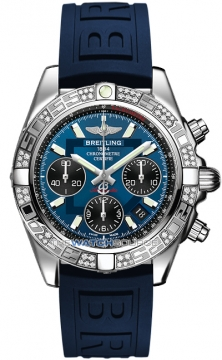 Breitling Chronomat 41 Mens watch, model number - ab0140aa/c830-3pro3t, discount price of £7,490.00 from The Watch Source