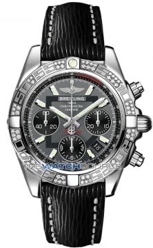 Breitling Chronomat 41 Mens watch, model number - ab0140aa/f554-1lts, discount price of £7,510.00 from The Watch Source