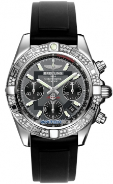 Breitling Chronomat 41 Mens watch, model number - ab0140aa/f554-1pro2t, discount price of £7,460.00 from The Watch Source