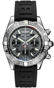 Breitling Chronomat 41 Mens watch, model number - ab0140aa/f554-1pro3d, discount price of £7,490.00 from The Watch Source