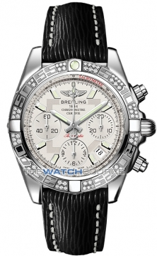 Breitling Chronomat 41 Mens watch, model number - ab0140aa/g711-1lts, discount price of £7,510.00 from The Watch Source