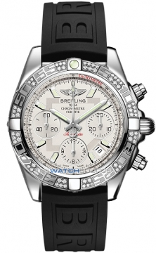 Breitling Chronomat 41 Mens watch, model number - ab0140aa/g711-1pro3t, discount price of £7,490.00 from The Watch Source