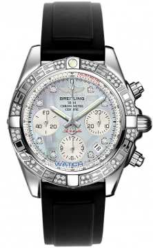 Breitling Chronomat 41 Mens watch, model number - ab0140aa/g712-1pro2t, discount price of £7,990.00 from The Watch Source