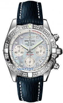 Breitling Chronomat 41 Mens watch, model number - ab0140aa/g712-3lts, discount price of £8,040.00 from The Watch Source