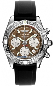 Breitling Chronomat 41 Mens watch, model number - ab0140aa/q583-1pro2t, discount price of £7,460.00 from The Watch Source